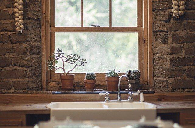 Renovación sencilla: Pintar marcos de ventana